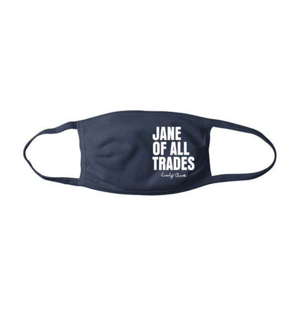 Jane Of All Trades Blue Mask